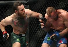 Conor McGregor vs. Dustin Poirier: Revive los cinco mejores nocauts del irlandés   VIDEOS