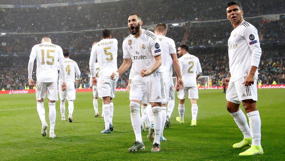 Real Madrid vs. PSG