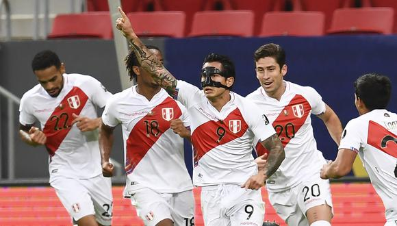 Perú vs Colombia: análisis de la derrota 'Bicolor' y los errores que debe corregir para las Eliminatorias | (Photo by EVARISTO SA / AFP)