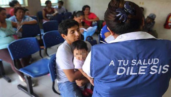 ¿Cómo verificar si estoy afiliado al Seguro Integral de Salud? (Foto: Andina)