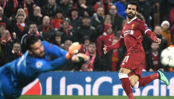 Golazo de Salah