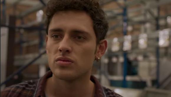 'Sebastián' y 'Alexander' se vuelven a encontrar y el nuevo 'Mano Negra' le pide que cumpla con un encargo para que le demuestre su lealtad (Foto: Telemundo)