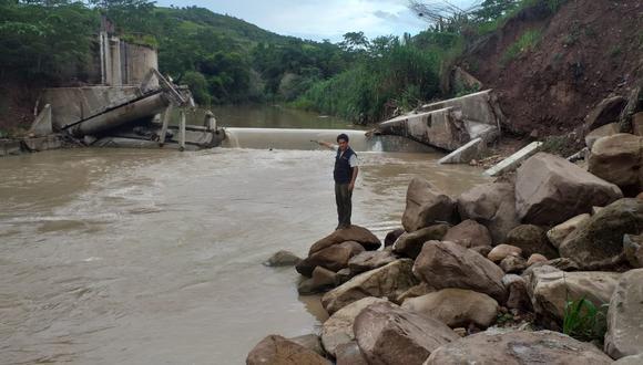 San Martín: Ingemmet advierte que 10 poblados están en riesgo ante posible desborde de ríos en Picota (Foto: Ingemmet)
