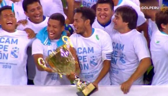 Sporting Cristal levanta el Torneo de Verano