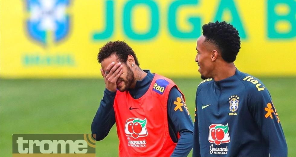 Compañeros de Neymar toma posición sobre denuncia que lo acusa de violación