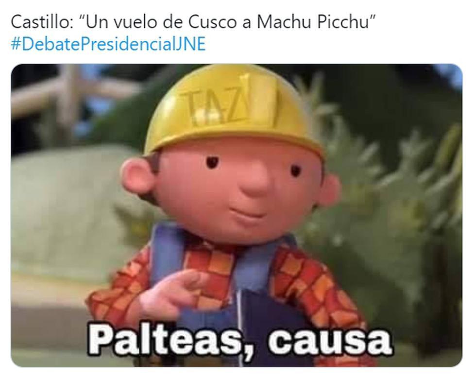 """Usuarios de las redes sociales vacilaron con memes a Pedro Castillo por su lapsus al indicar que """"sale más caro un vuelo de Lima a Cusco que de Cusco a Machu Picchu"""""""