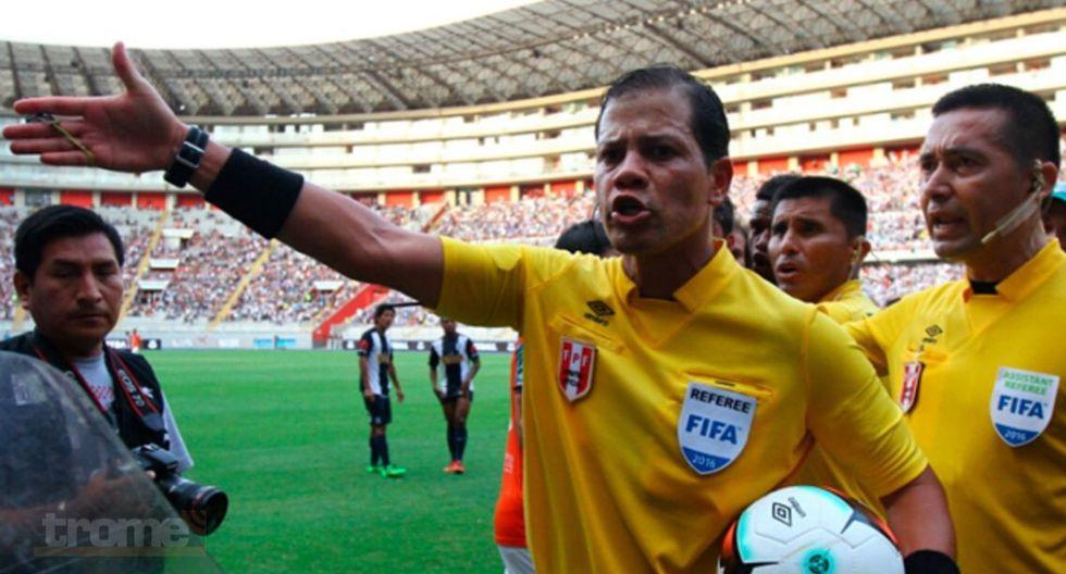 Víctor Hugo Carrillo también reemplazará a Diego Haro en el Universitario vs Garcilaso en ultima fecha del Clausura