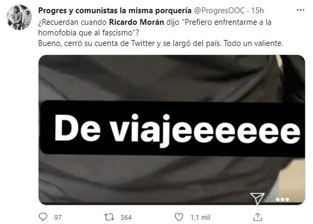 Captura Twitter.