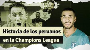 Gustavo Dulanto celebra su primer triunfo en Champions League