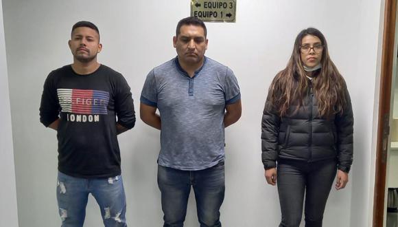 'Silvanita' cayó junto a su banda de robacasas en Carabayllo (PNP)