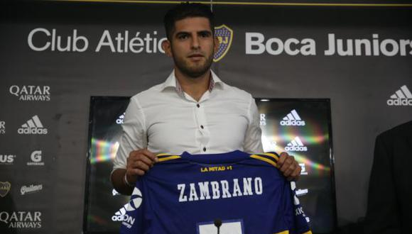 Carlos Zambrano en Boca: DT Miguel Ángel Russo sorprendió al postergar el debut del peruano por esta razón | VIDEO