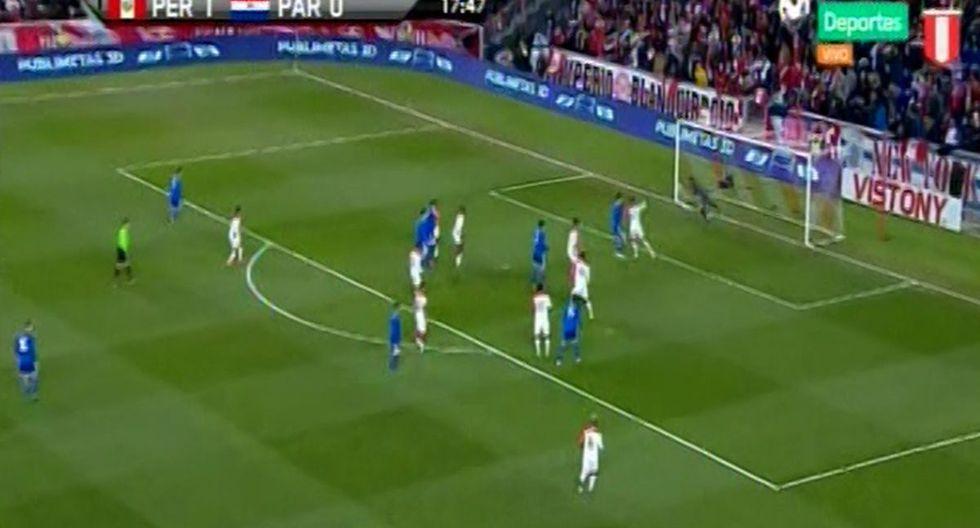 Pedro Gallese vuela, ataja y evita gol con sensacional paradón en el Perú vs Paraguay