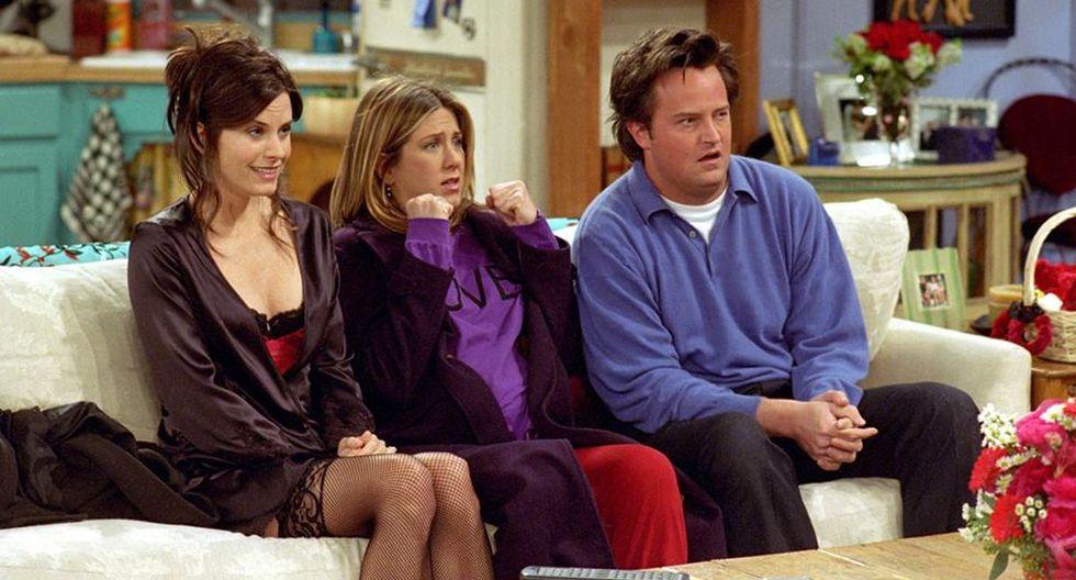 Friends: tres de los protagonistas se reúnen y emocionan a sus fans. (Foto: FRIENDS - TV Show)