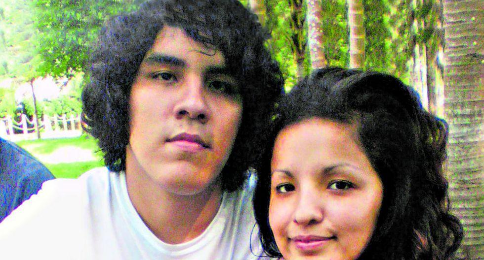 Brian Villanueva (26) y Solsiret Rodríguez (23)