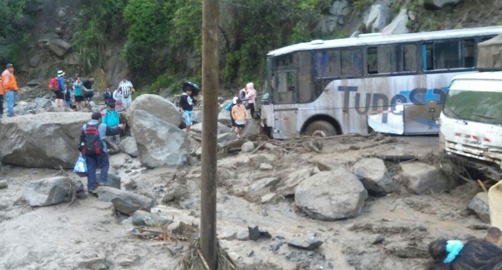 Lamentable accidente en Otuzco. (Fotos: Cortesía)