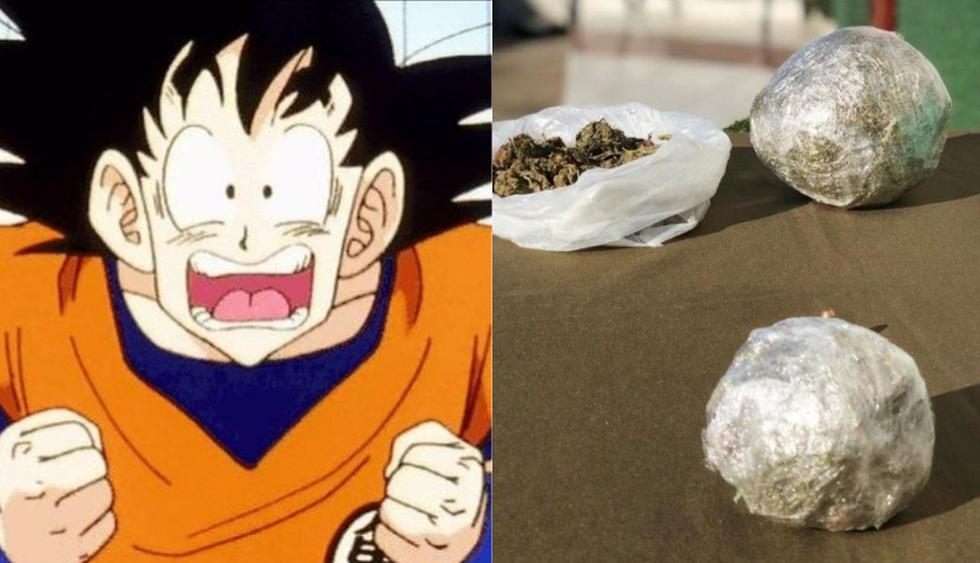 """Capturan a banda conocida como los """"Dragon Ball Z"""" con esferas de droga en su poder"""