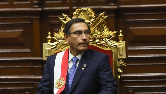Martín Vizcarra (Foto:  GEC)