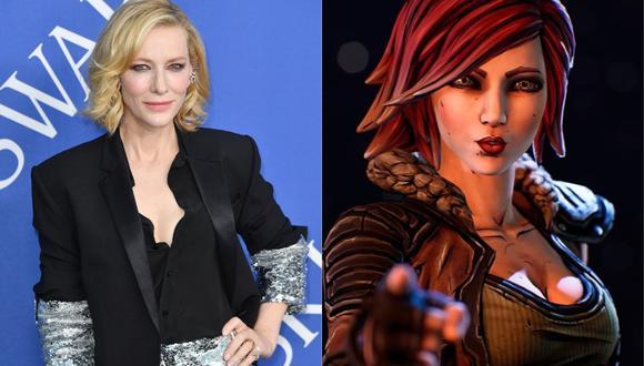"""Cate Blanchett sería Lilith en la película de """"Borderlands"""". (Foto: AFP/Borderlands)"""