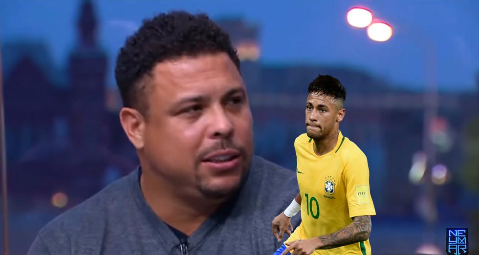 Ronaldo hizo estas recomendaciones a Neymar tras decepcionar en Rusia 2018