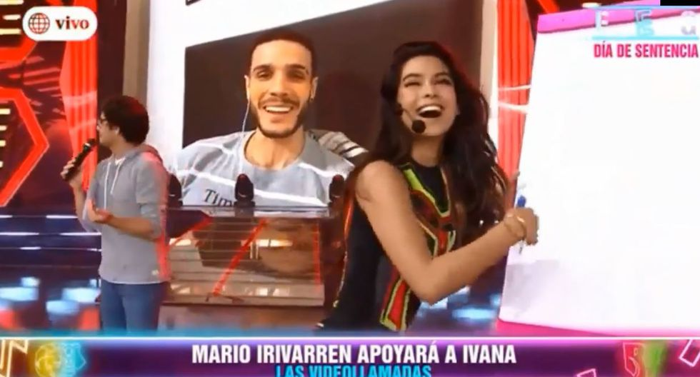 Jazmín Pinedo trolea a Ivana Yturbe en plena videollamada con Mario Irivarren