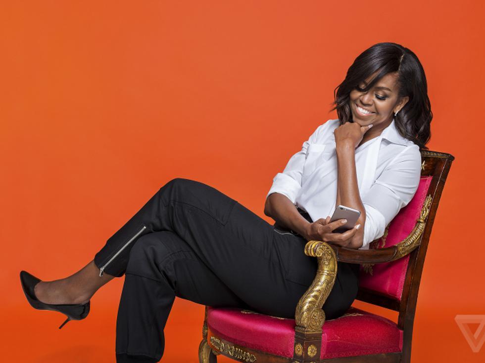 Michelle Obama, la exprimera dama de Estados Unidos.