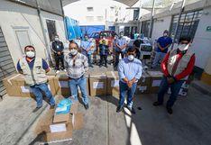 Ica:                         Gobernación adquirió 15 ventiladores mecánicos                         volumétricos