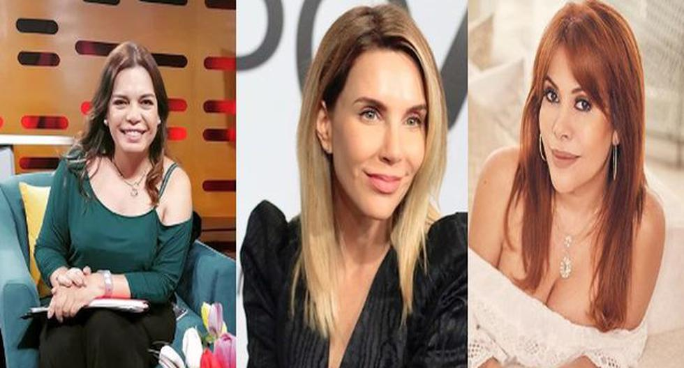 Milagros Leiva habló sobre Juliana Oxenford y Magaly Medina. (Instagram)