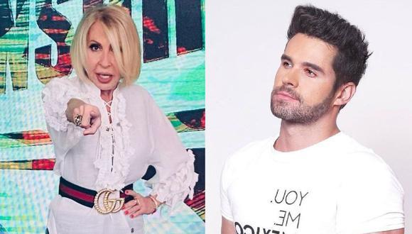 Laura Bozzo se pronunció sobre la reaparición en televisión de Eleazar Gómez. (Foto: Composición/Instagram)