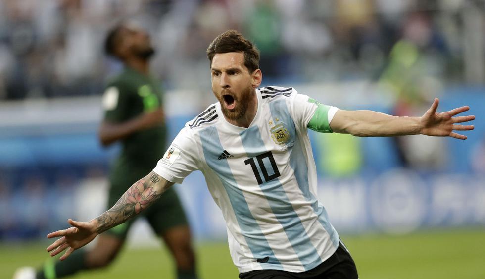 Argentina: Lionel Messi - delantero