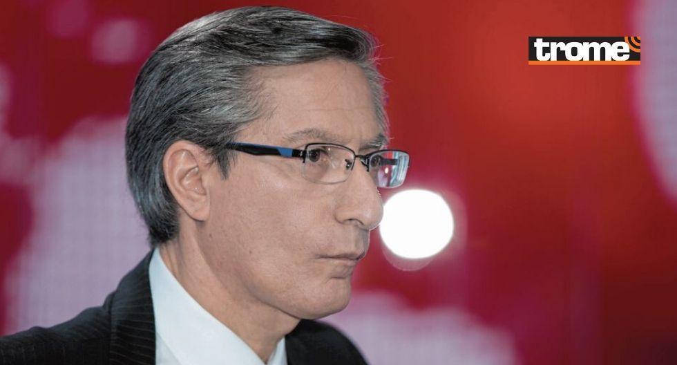Federico Salazar en entrevista con Trome habla del gobierno