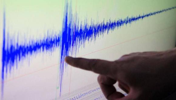 Un sismo se registró este miércoles en la tarde en Nazca. (GEC)