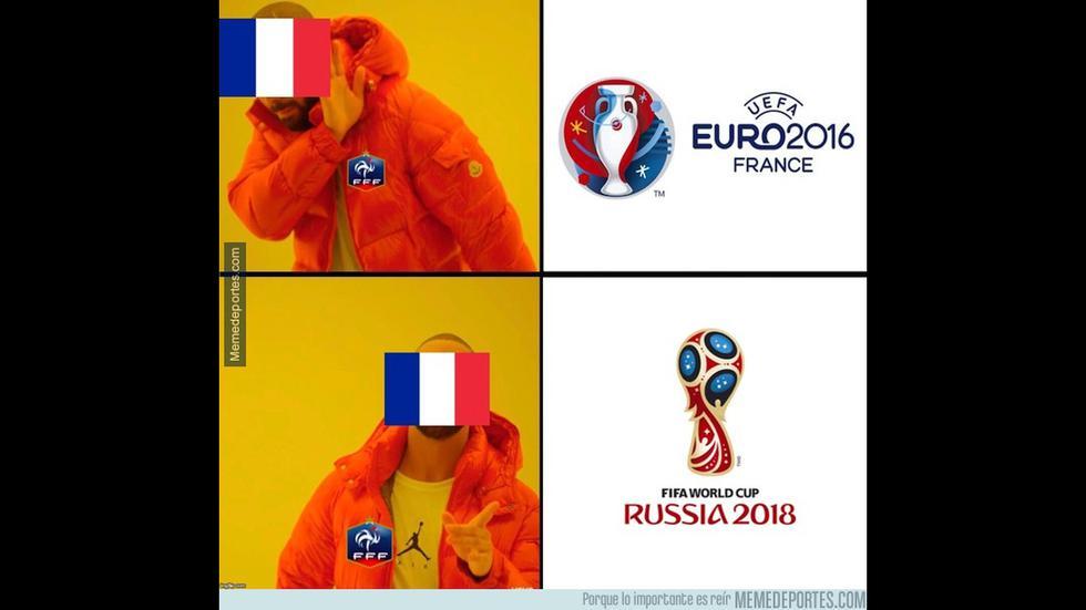 Memes de la final del Mundial Rusia 2018