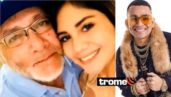 """Padre de María Fe Saldaña se peleó con Josimar: """"Pedí que la deje en un estado legal más seguro"""""""