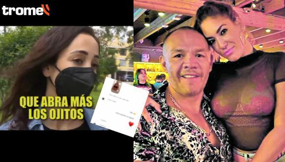 Olinda Castañeda y Tilsa Lozano