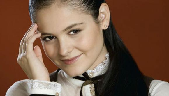 """La última aparición de Allisson Lozz en una telenovela fue """"En nombre del amor"""" (2008-2009) (Foto: Televisa)"""