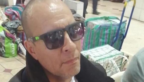 Adolfo Bazán fue capturado en Tacna. (Foto: Policía Nacional)
