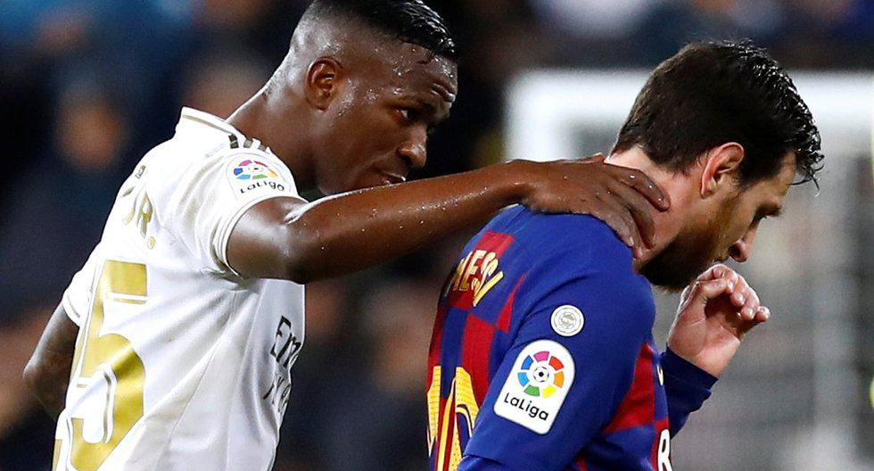 Real Madrid vs. Barcelona, clásico español