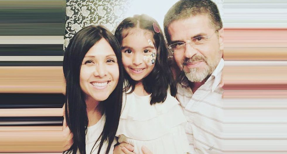 Tula Rodríguez celebró así el cumpleaños de su hija Valentina (Foto: @tulaperu)