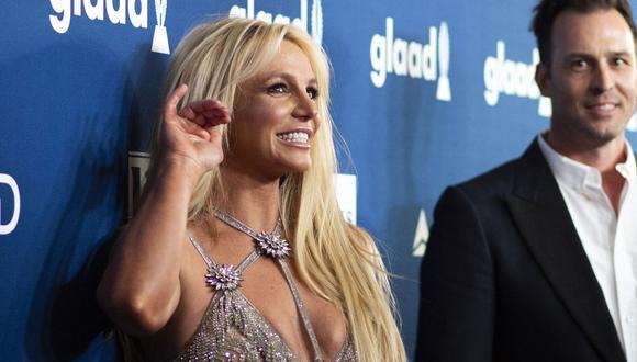 Britney Spears acudió este mes a una audiencia de su caso para pedir su libertad. (Foto: Valerie Macon / AFP)