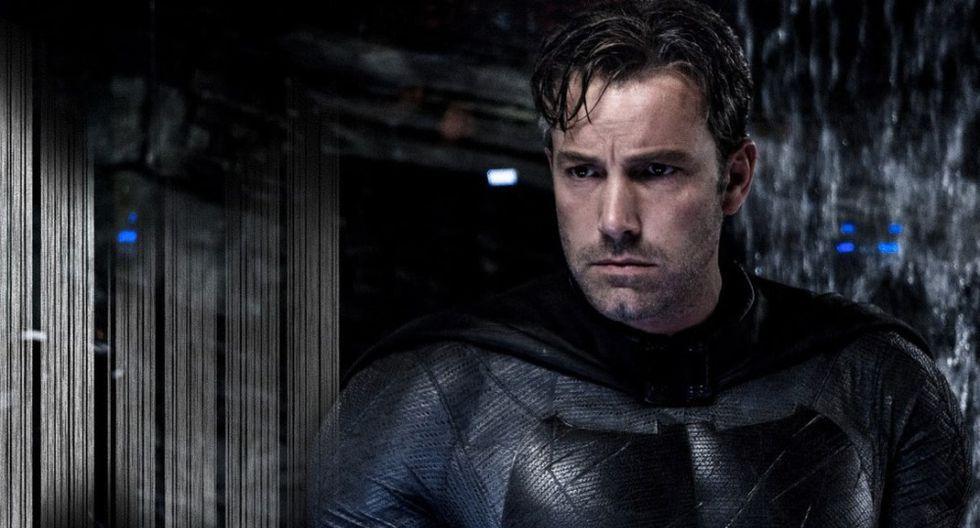 "Ben Affleck envía mensaje a fans después del anuncio del ""Snyder Cut"" de ""La liga de la Justicia"". (Foto: WB)"