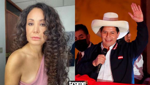 Janet Barboza se pronuncia tras proclamación de Castillo
