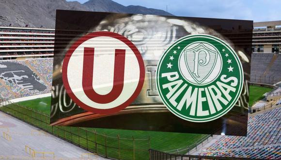 Universitario vs Palmeiras, juegan mañana por la Copa Libertadores 2021 (Foto: GEC)