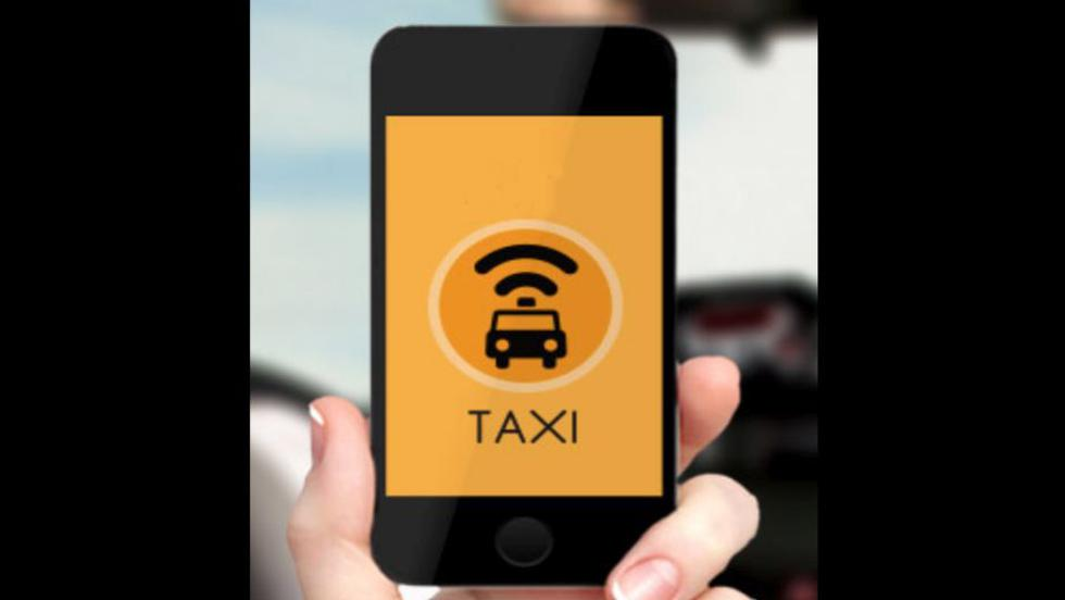 Taxis por 'aplicativo' en la mira.