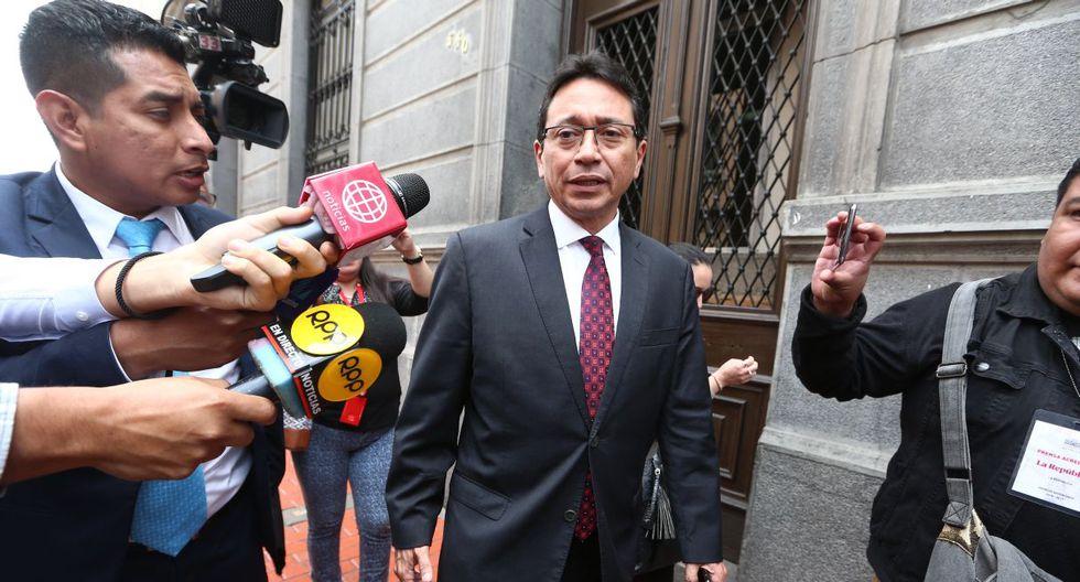 Humberto Abanto es investigado, junto a otros árbitros, por supuestamente haber favorecido a Odebrecht a cambio de coimas. (Foto: GEC)