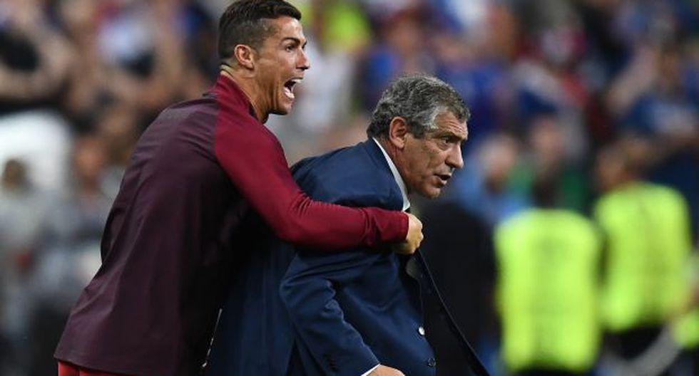 Cristiano Ronaldo terminó en tercer lugar del The Best, por detrás de Lionel Messi y Virgil van Dijk. (Foto: AFP)