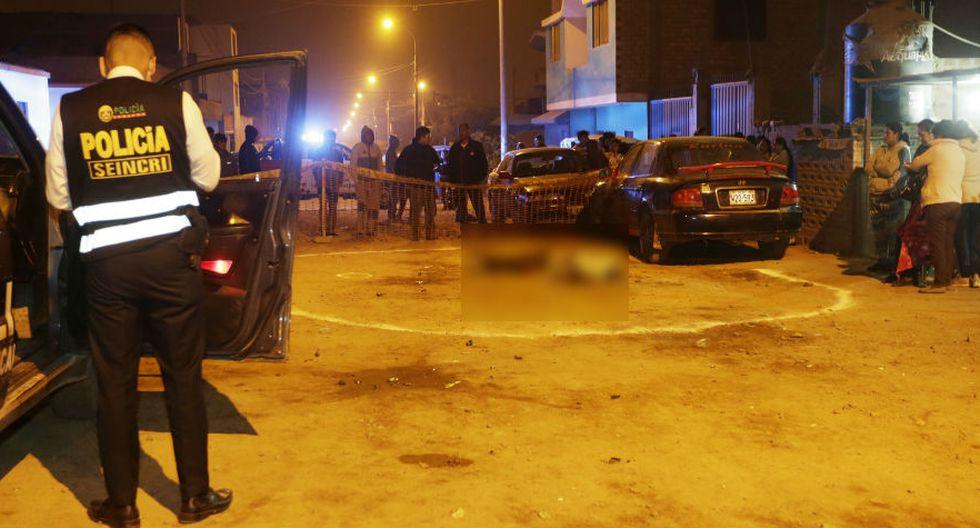 Un hombre murió en una chicharronada realizada en San Juan de Lurigancho.
