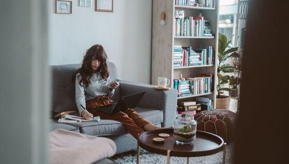 Seis simples consejos para motiva a tu equipo desde casa. (Pexels).