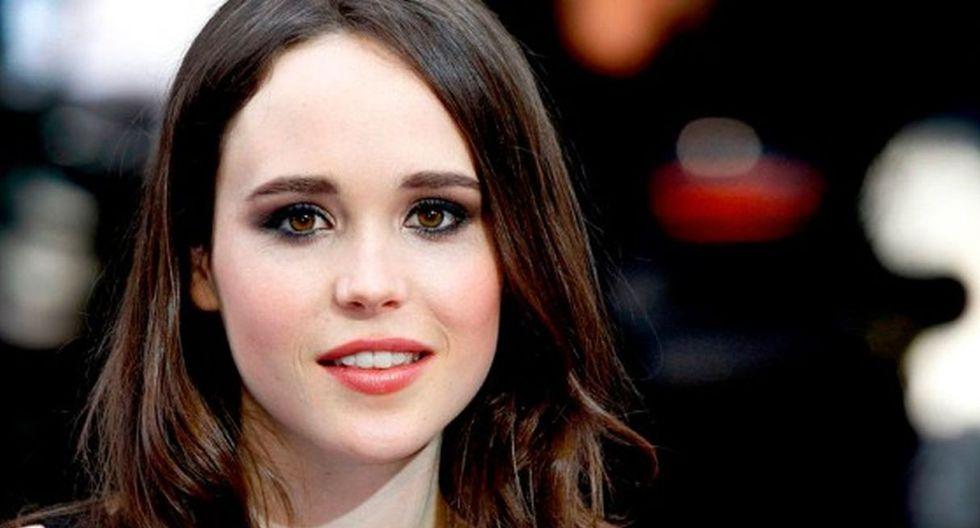 Ellen Page denunció acoso sexual en Hollywood.