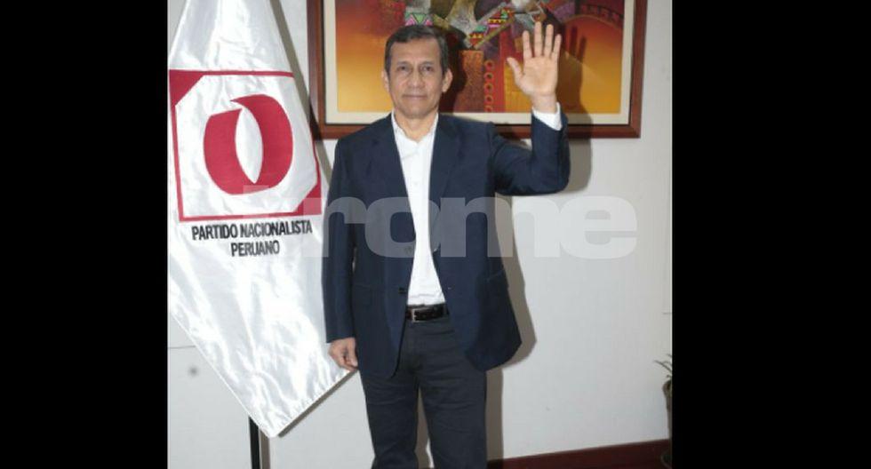 Ollanta Humala estará en una entrevista exclusiva con Trome este domingo. (Fotos: Trome/Kelvin García)