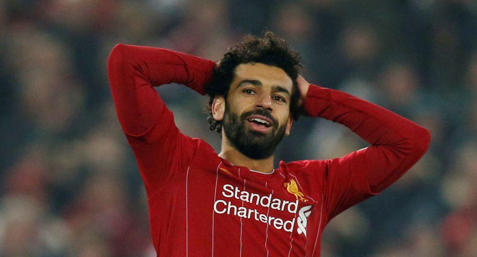 Mohamed Salah | Liverpool. (Foto: Agencias)